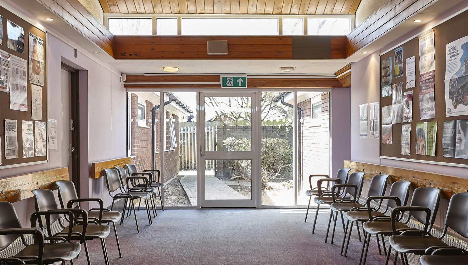 Replacement of windows and doors in Third <br/>Avenue Health Centre, Canvey Island