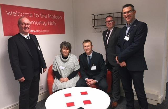The Window Company (Contracts)' Supported Community Hub Opens In Maldon